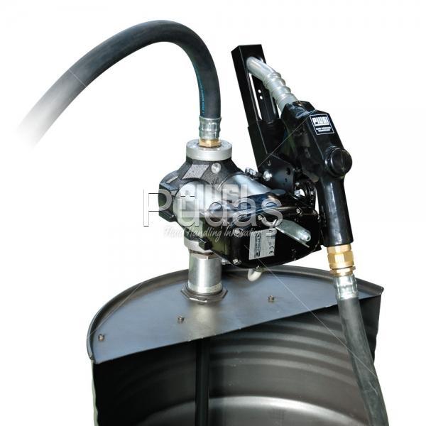 Насос для масла электрический 220в своими руками